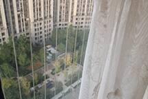 【罗曼蒂克】特价优惠/地铁口/ 法式高档独立公寓 /近五一广场、岳麓山
