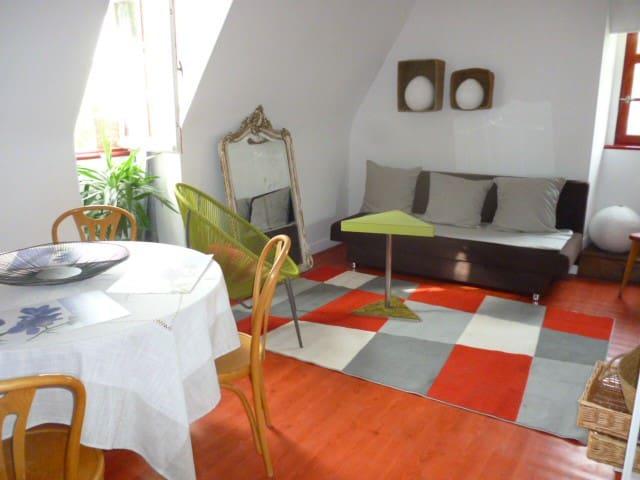 Gite au Bord du Loir - Villevêque - Apartamento