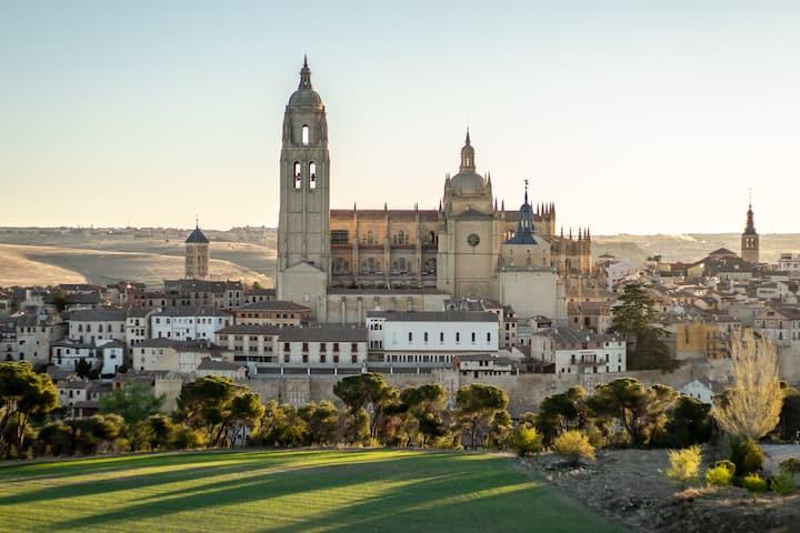Segovia's Cathedral