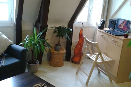 Joli petit appartement de centre ville - Wohnung