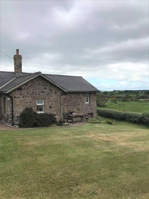 Lanton Mill.  Peaceful relaxing country cottage
