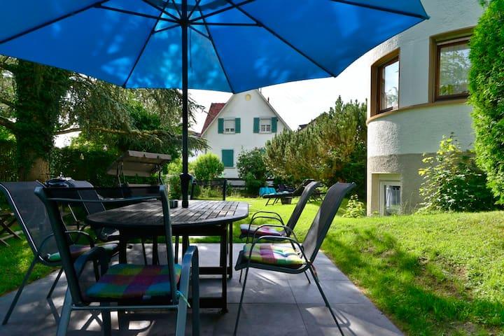 Komfortable Ferienwohnung 3 am Bodensee
