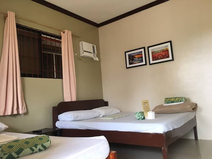 Private Room, 3minutes walk to Alona Beach