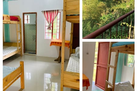 Room F· Rios & Ruzys Sagada Inn Room F