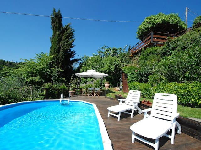"Country House in Chianti ""Da Vieri"""