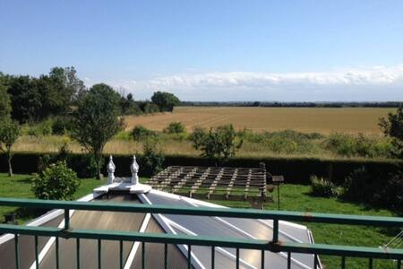 Beautiful Country Home - single bed - Fen Ditton - Casa
