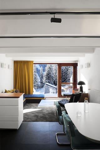 FLAINE Forum -Appartement neuf -Premium- 4 pers