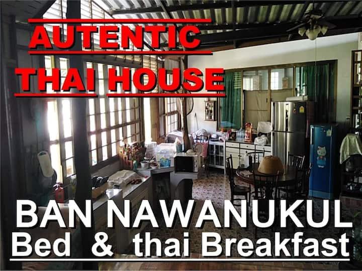 Ban Nawanukul Queen, Authentic Thai House Chumphon