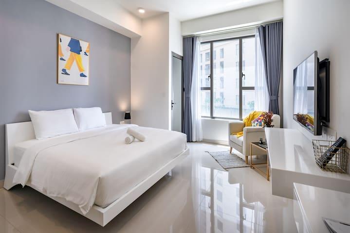 Tresor  - luxury studio with modern style