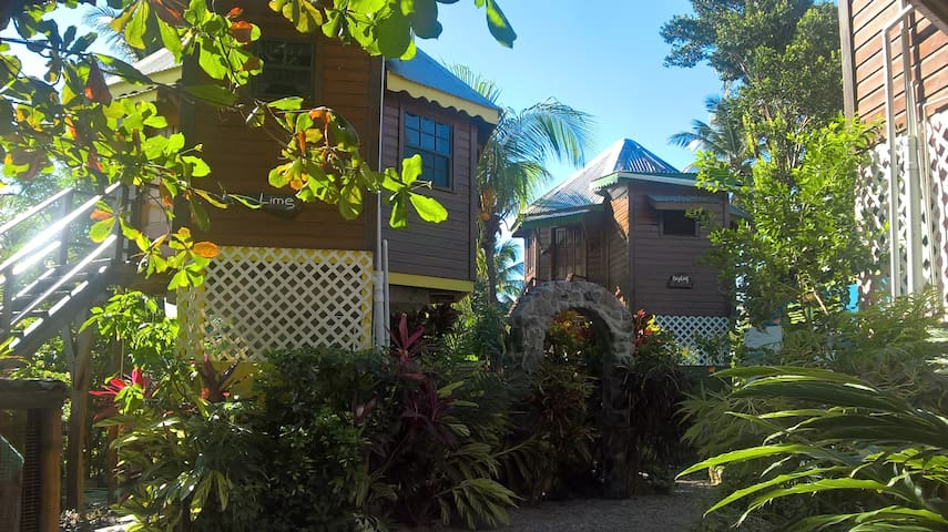 Calibishie Gardens - Calibishie - Houten huisje