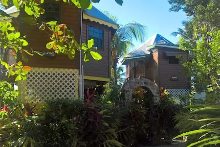 Calibishie Gardens - Calibishie - Cottage