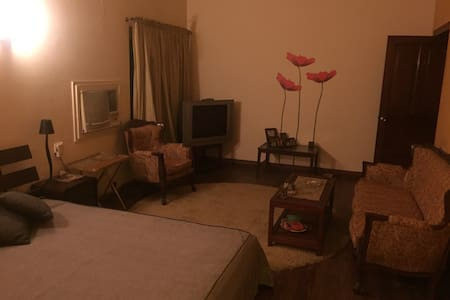 A beautiful room in the safest area - Lahore
