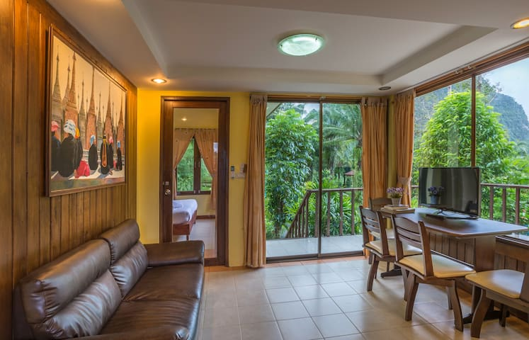 Krabi Green Hill Pool Villas03 #3BR Shared pool