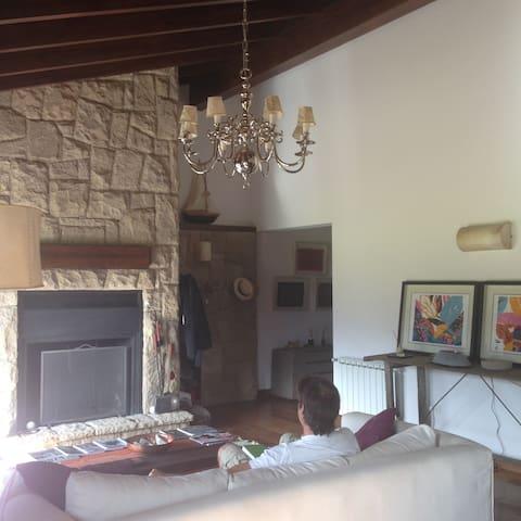 Casa/depto en ARELAUQUEN, Bariloche - Lago Gutierrez - Rumah