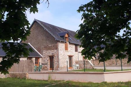 La bergerie : maison traditionnelle Normande - Sainte-Marguerite-d'Elle - Haus