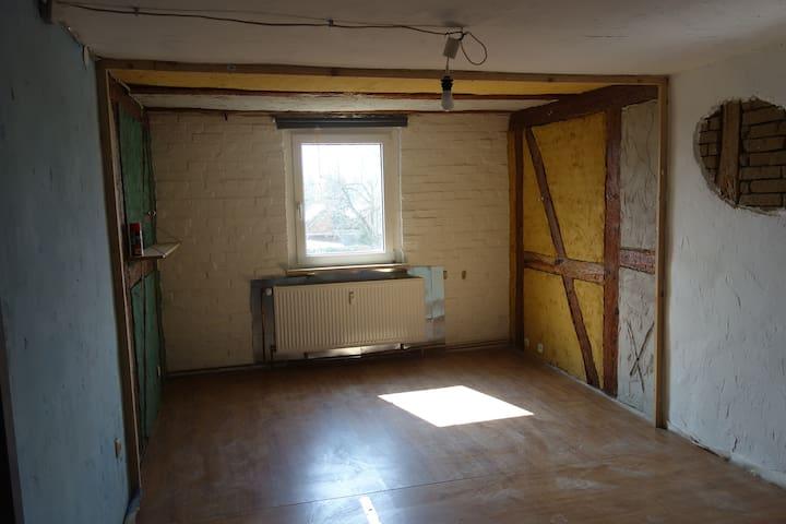 Zimmer aufm Dorf - Wiesenaue - Rumah