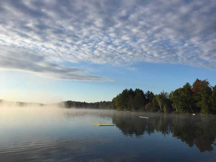 Spruce Nest - Bonnie Lake, Muskoka Cottage Resort