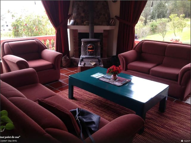 An Andean Mountain Retreat, Guesthouse #2 - Otavalo - House