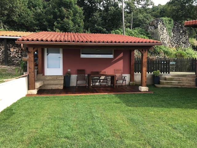 A Cabana de Penamá. Allariz