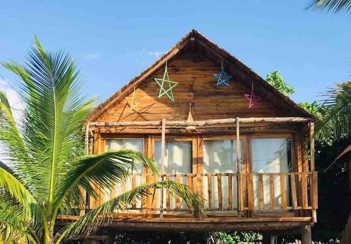 Cabaña Estrella de Mar ⭐️ 🌊