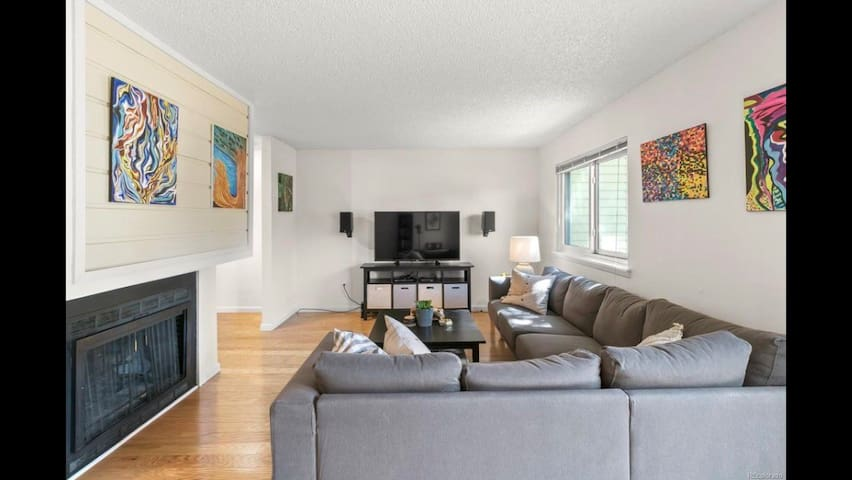 Private 1BR near Boulder