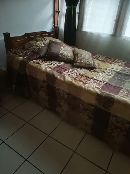 Esta es una de las habitaciones disponibles