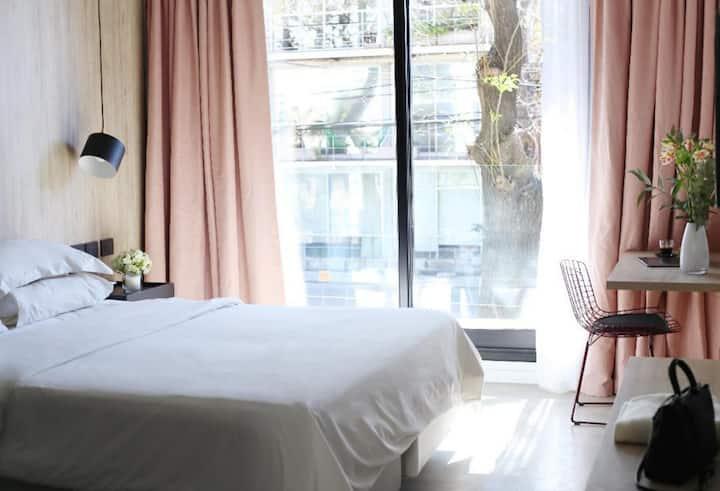 Deluxe - Krista Boutique Hotel, Spa & Restó