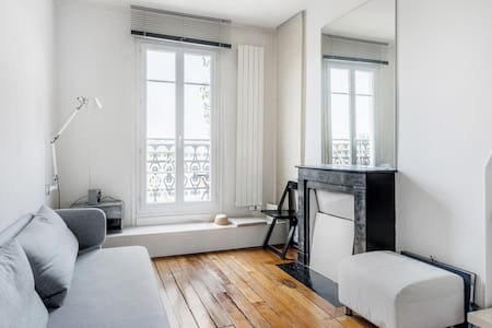 Charming and cosy flat with a balcony in the 14th - Paris - Lägenhet