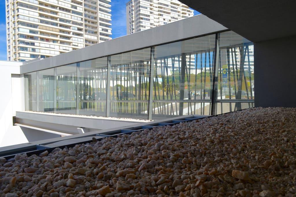 Entrada/Salida principal Condiminio Panorama  Main entrance/Exit Condominio Panorama