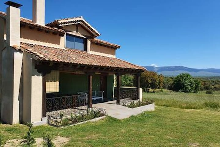Finca Montechico, Casa Matute, rural Segovia