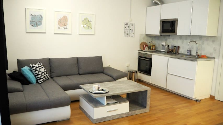 MODERN ~ CITY CENTRE ~ FREE PARKING GARAGE - Ljubljana - Apartment
