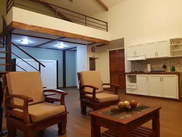 Loft en el centro de Ahuachapan
