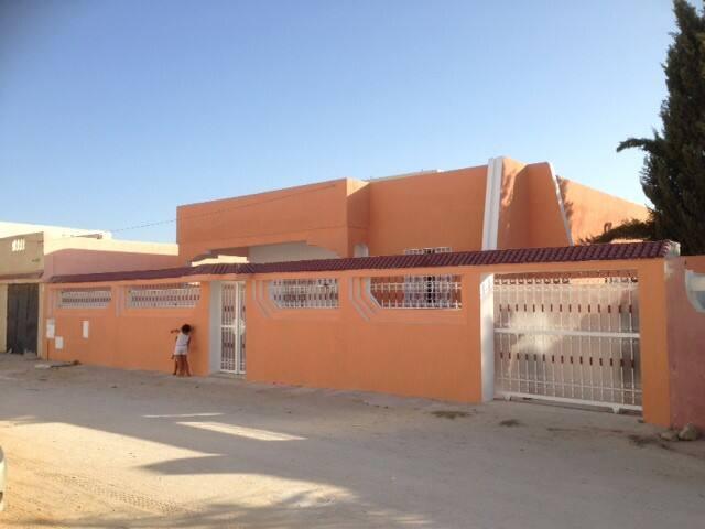 Belle Villa Soliman plage