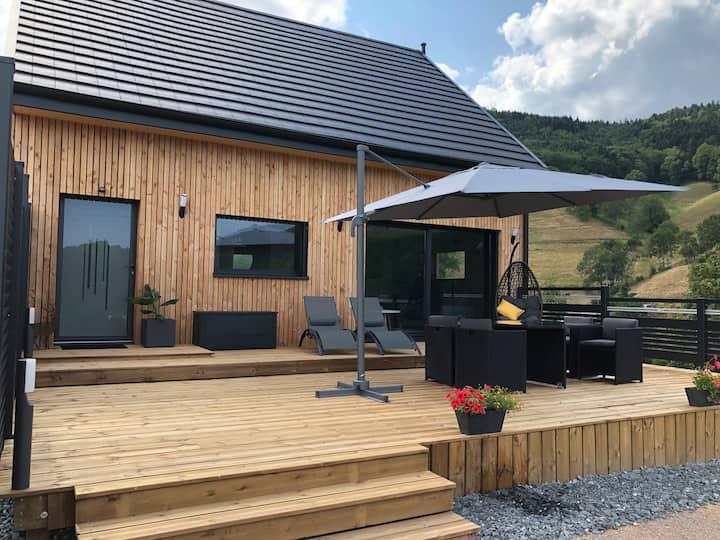 Nouveau ! La grange en Alsace: gîte nature & cosy