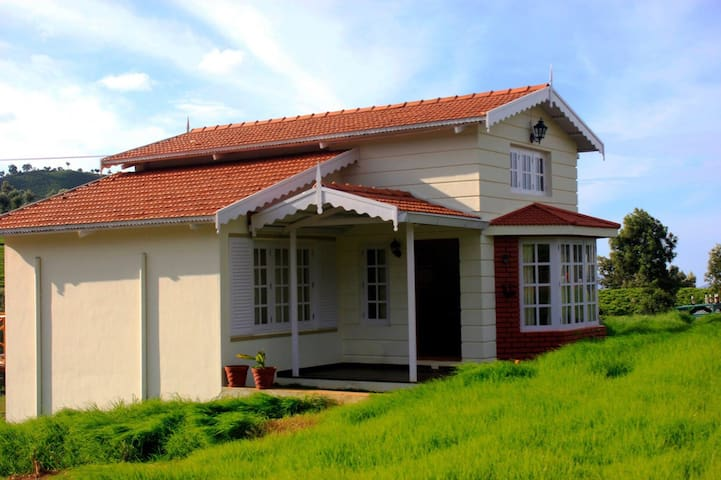 SUNSPEAR - Switzerland of Nilgiris - Coonoor  - Casa