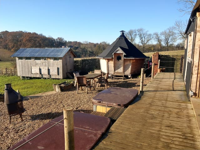 Moon valley, warms and cosy glamping.