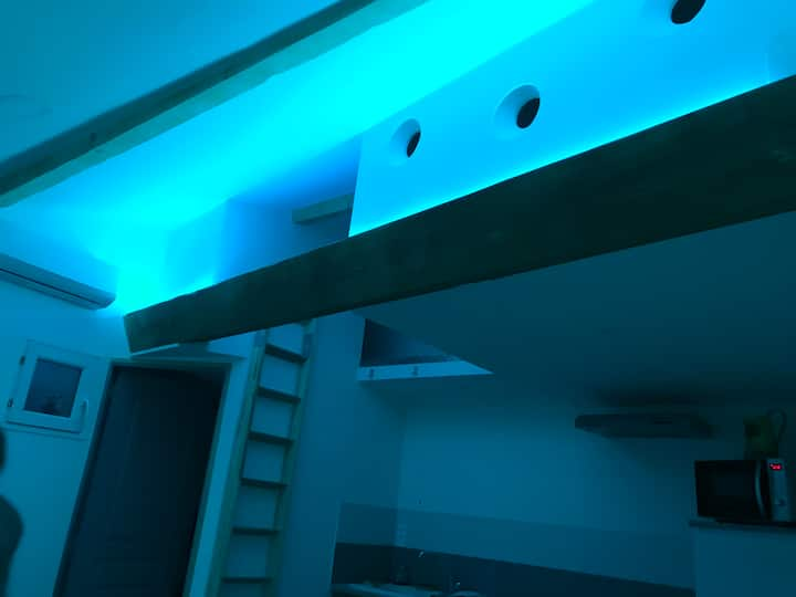 Appartement Design Faux T2