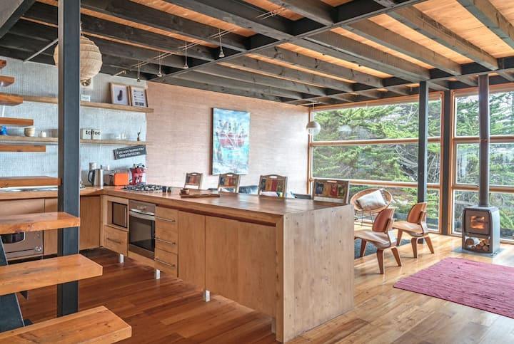 Loft Rumah Kayu Punta de Lobos