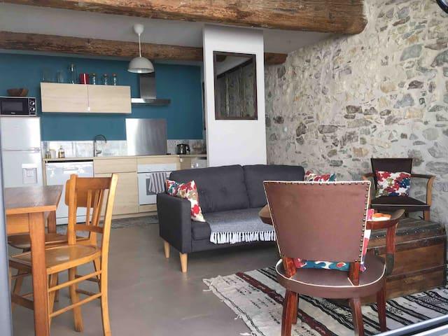 Appartement cocon en plein centre de Sete