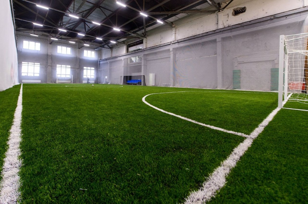 C& at indoor Soccer pitch for FIFA World Cup 8 - Tents for Rent in Moskva Russia & Camp at indoor Soccer pitch for FIFA World Cup 8 - Tents for Rent ...