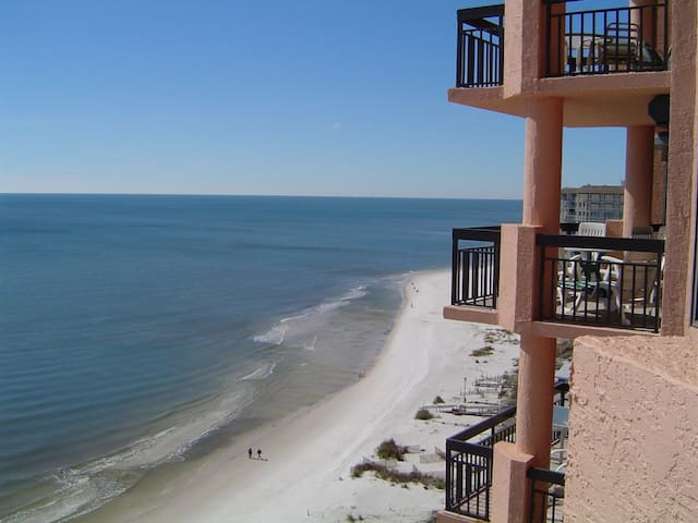 Gulf Front 3 Bed/2 Bath Condo - Amazing Place!! - Orange Beach
