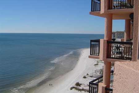 Gulf Front 3 Bed/2 Bath Condo - Amazing Place!! - Orange Beach - Kondominium
