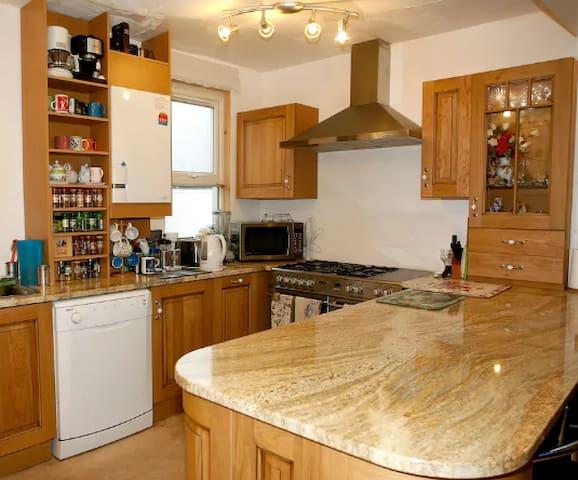 Rhyl, North Wales Coast Family Room. 4 + - Rhyl - Casa
