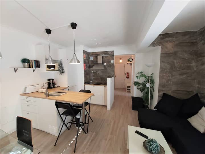 Beautiful beach apartment in The Center