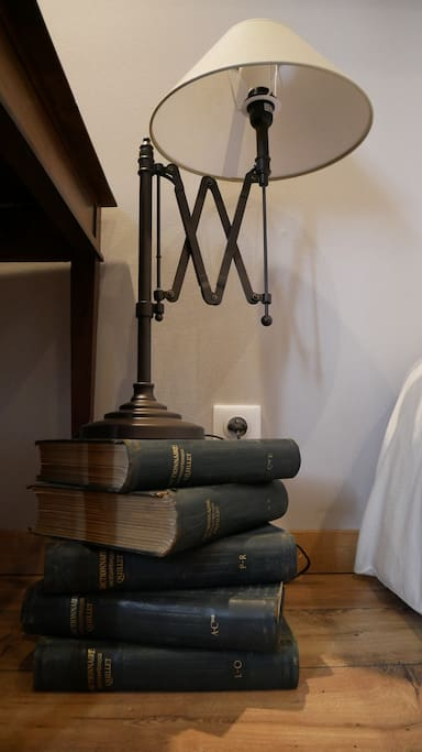 Lampe de chevet réglable pour la lecture
