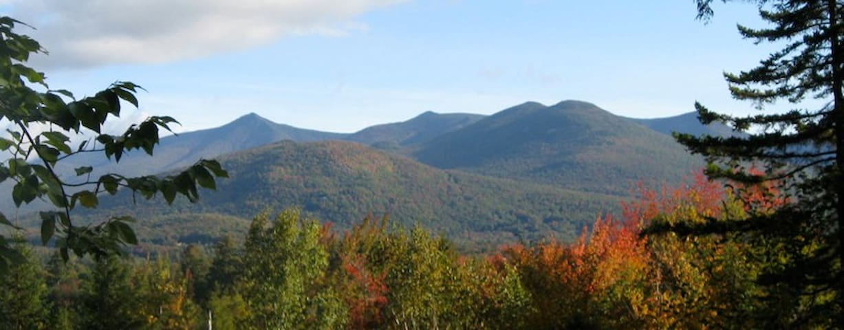 Mt. Washington home with fireplace and great views - Carroll - Holiday home