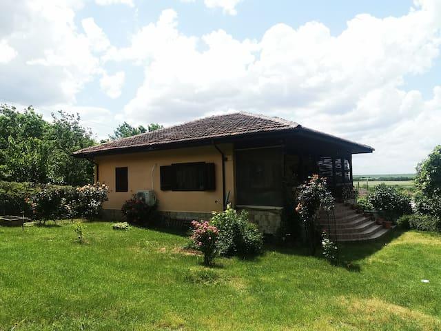 Къщата на Краси