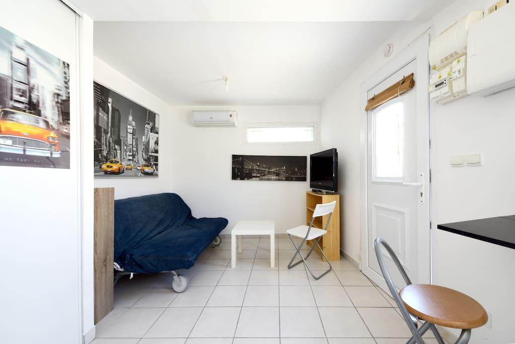 Studio Meuble Sur La Cote Bleue Appartements Louer