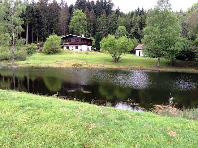 Chalet La Source du Cerf 10p Spa proche Gérardmer