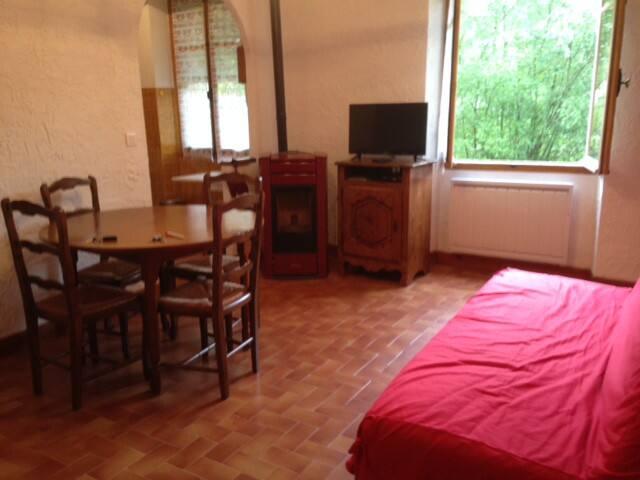 petit appartement sympa